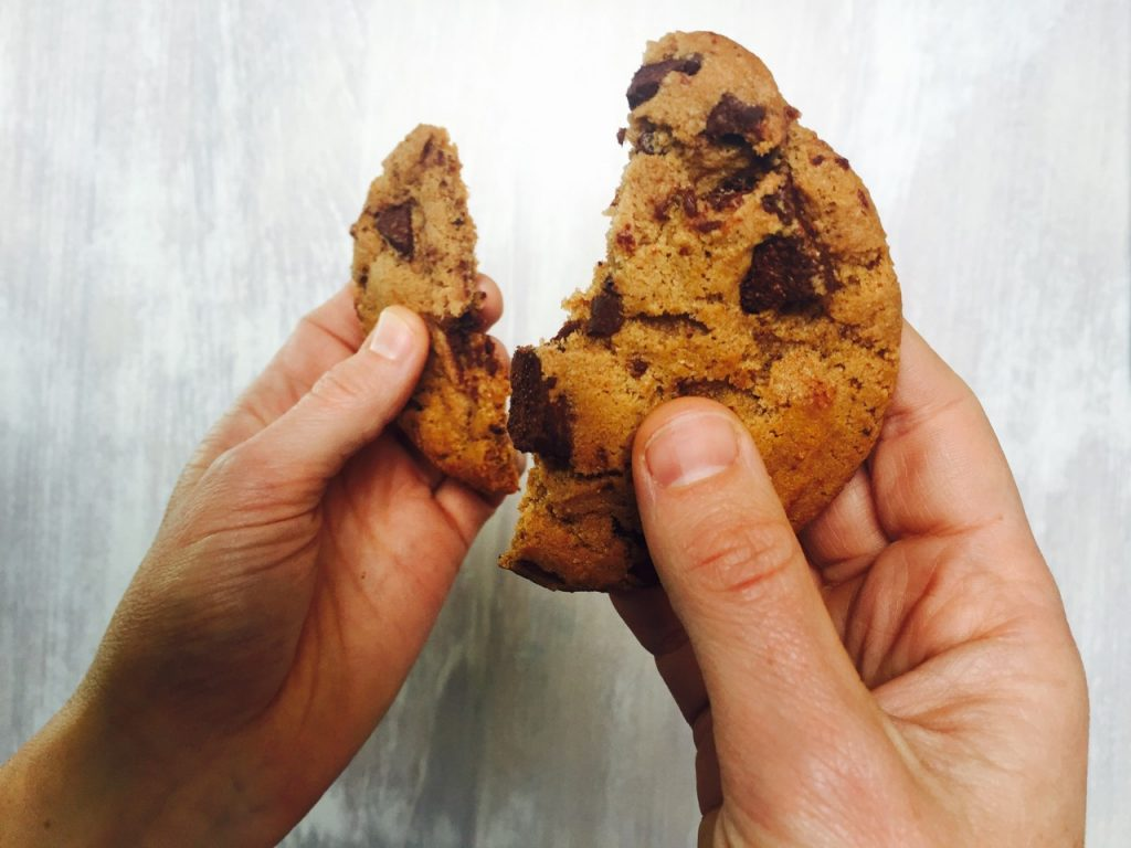 Photo: A Cookie