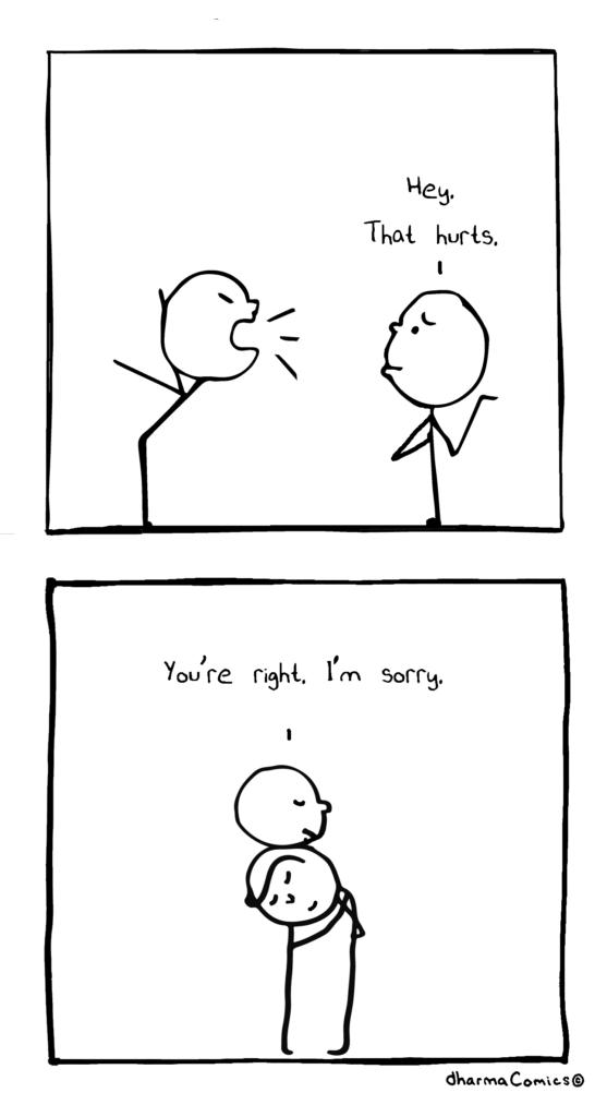 Comic: Call me on my shit