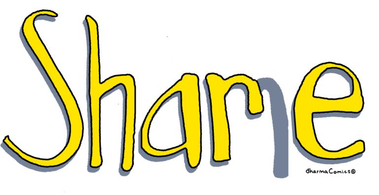 Comic: Share not Shame